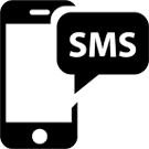 Reading by SMS messages